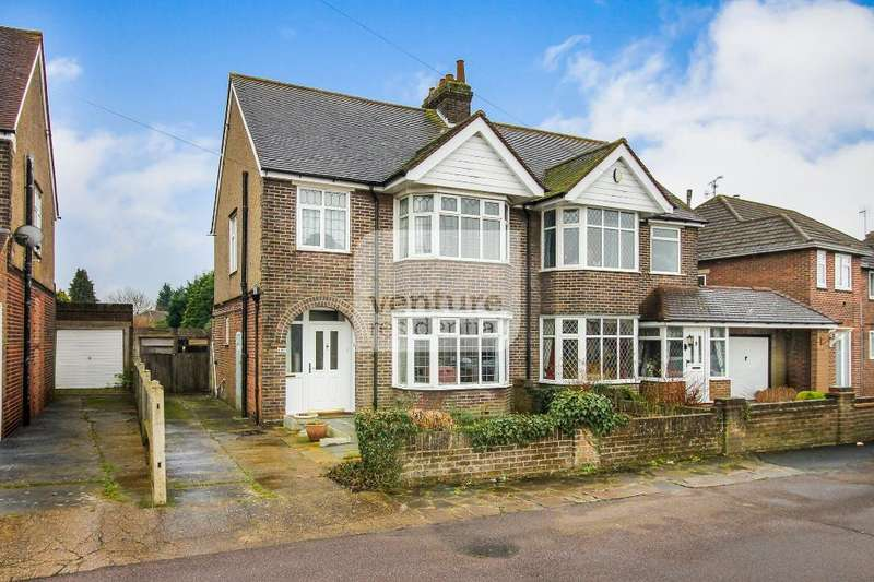 3 Bedrooms Semi Detached House for sale in Hitchin Road, Luton, LU2 7UH
