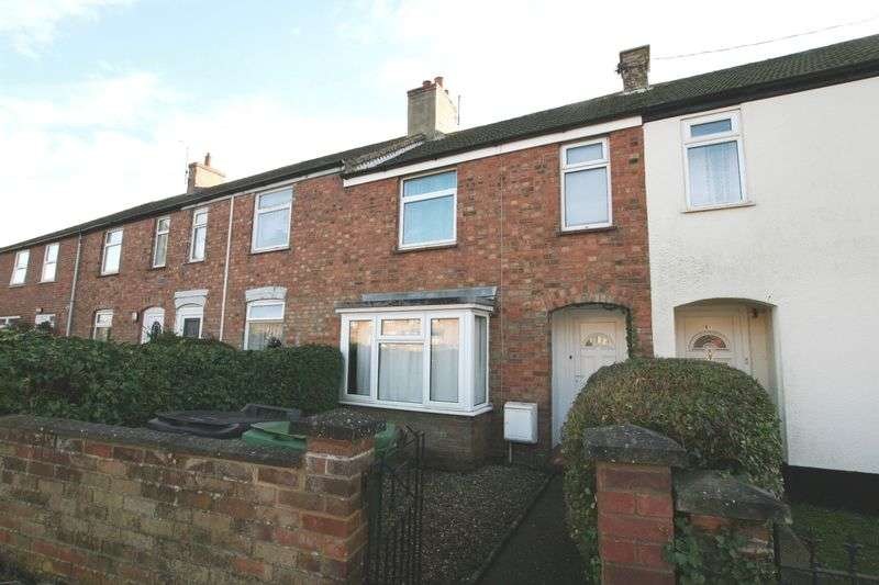 3 Bedrooms Terraced House for sale in Holt Road, Fakenham, NR21 8DY