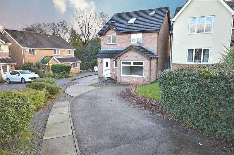 4 Bedrooms Detached House for sale in Pensarn Way, Cwmbran
