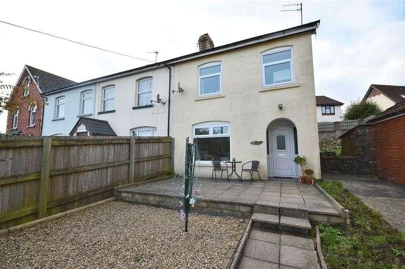 3 Bedrooms Terraced House for sale in Harpers Road, Pontypool