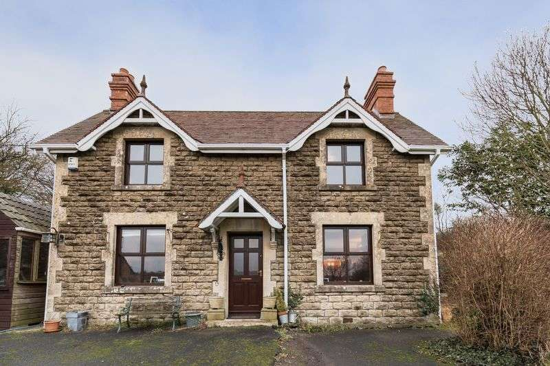 3 Bedrooms Detached House for sale in Buckland Dinham, Frome