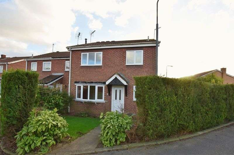 2 Bedrooms House for sale in Sycamore Close, Chesterfield
