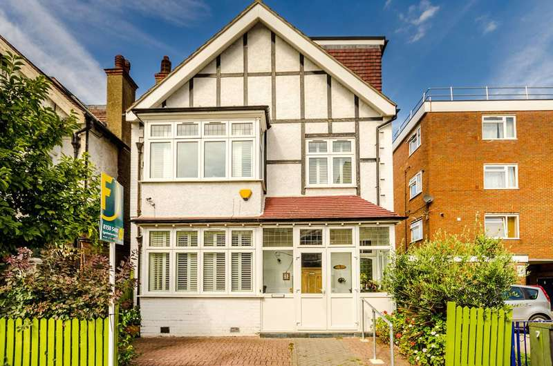 6 Bedrooms Detached House for sale in Telford Avenue, Telford Park, SW2