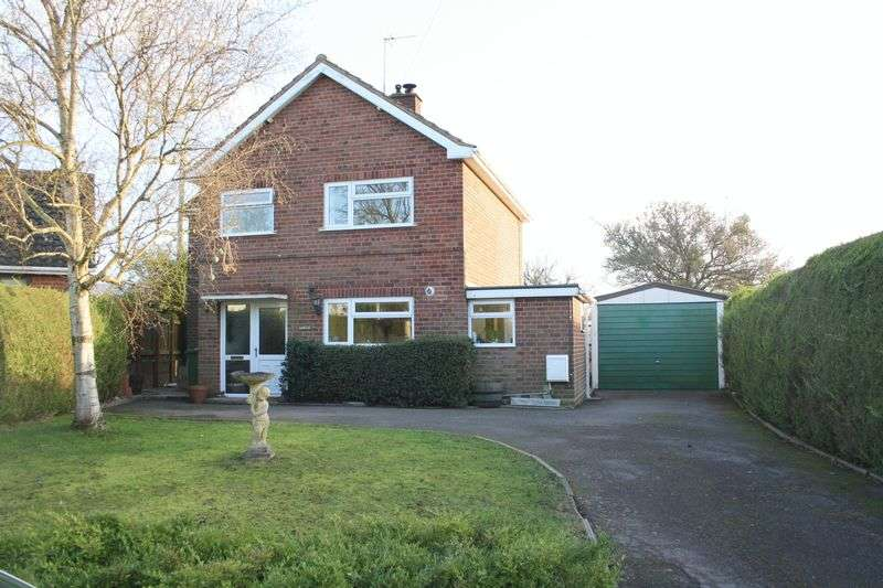 4 Bedrooms Detached House for sale in Hacketts Lane, Pershore