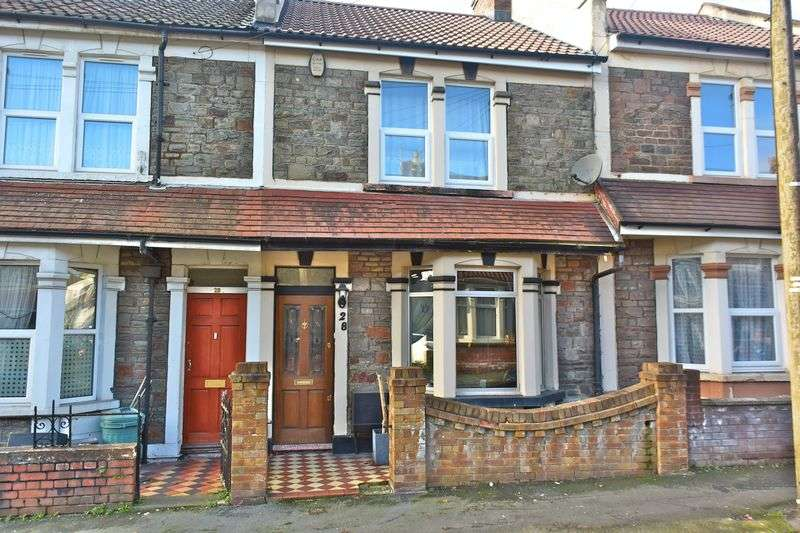 2 Bedrooms Terraced House for sale in Stephen Street Redfield BS5
