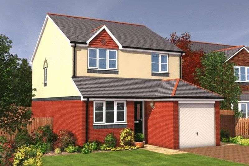 3 Bedrooms Detached House for sale in The Harlech - Help to Buy