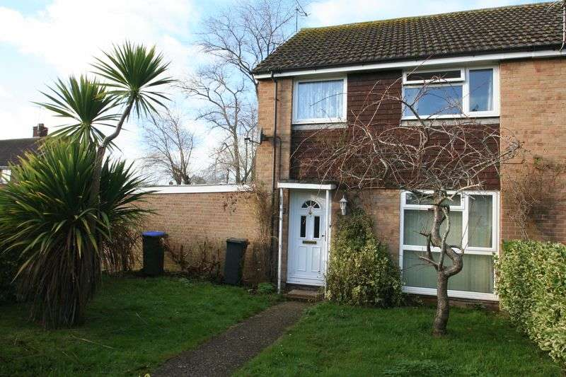 3 Bedrooms Terraced House for sale in Lenhurst Way, Worthing