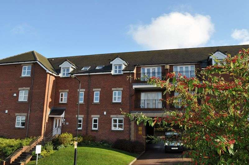 3 Bedrooms Flat for rent in St Francis Close, Sandygate, Sheffield, S10 5SX