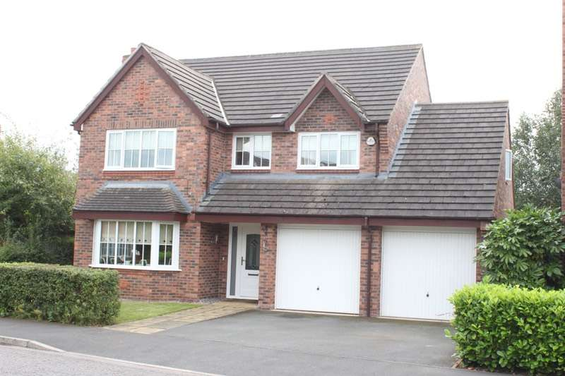 4 Bedrooms Detached House for sale in Tavington Road, Liverpool, Merseyside, L26