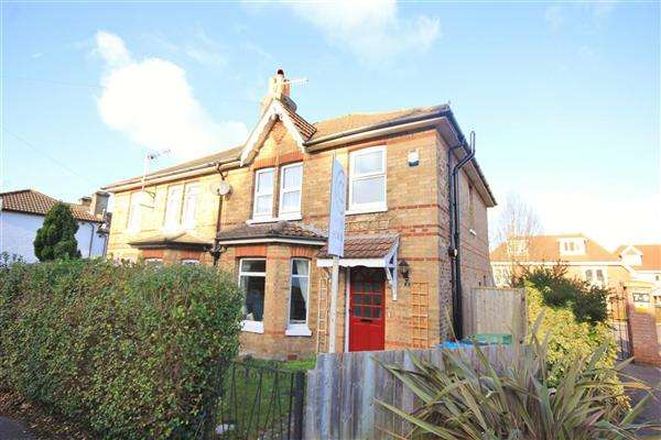3 Bedrooms Semi Detached House for sale in Princess Road, Poole