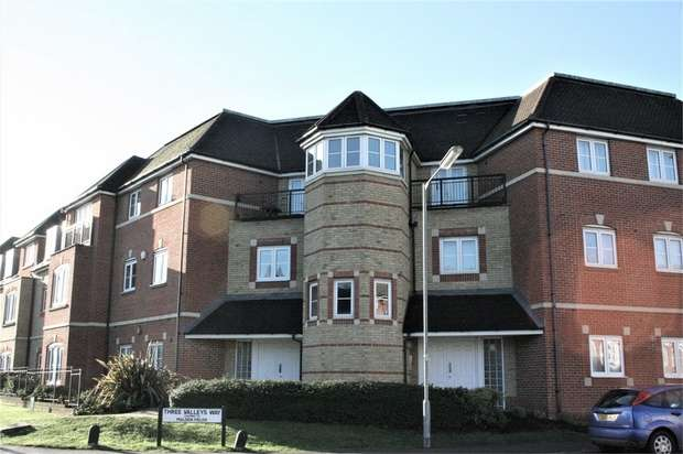 2 Bedrooms Flat for sale in Wellsfield, Bushey, Hertfordshire