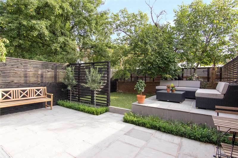3 Bedrooms Maisonette Flat for sale in Highlever Road, London, W10
