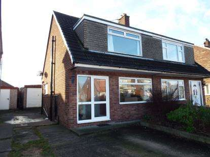 3 Bedrooms Semi Detached House for sale in Mounsey Road, Bamber Bridge, Preston, Lancashire