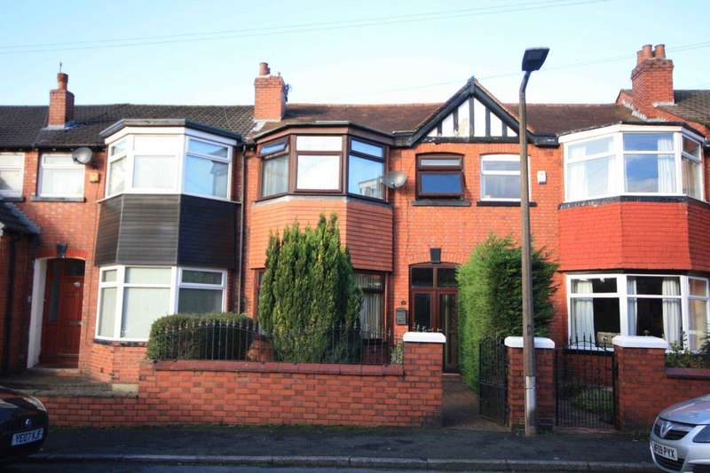 3 Bedrooms Terraced House for sale in Orange Hill Road, Prestwich