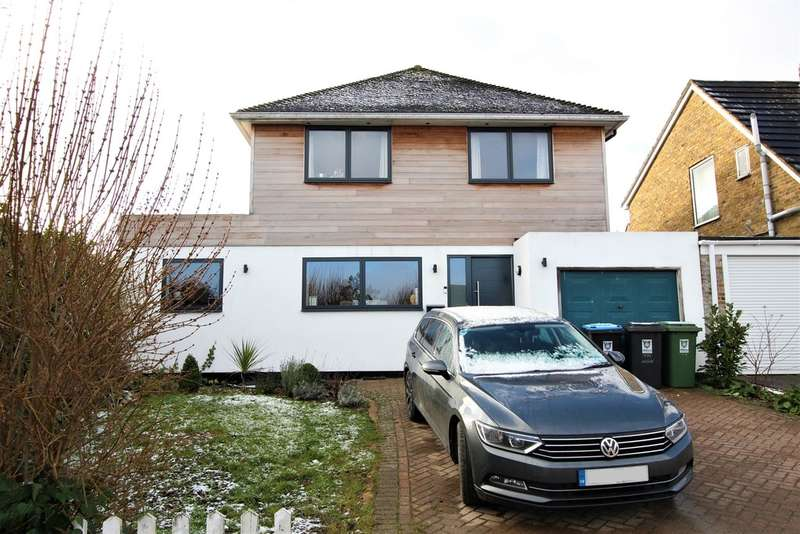 4 Bedrooms Detached House for sale in Apsley, Hemel Hempstead