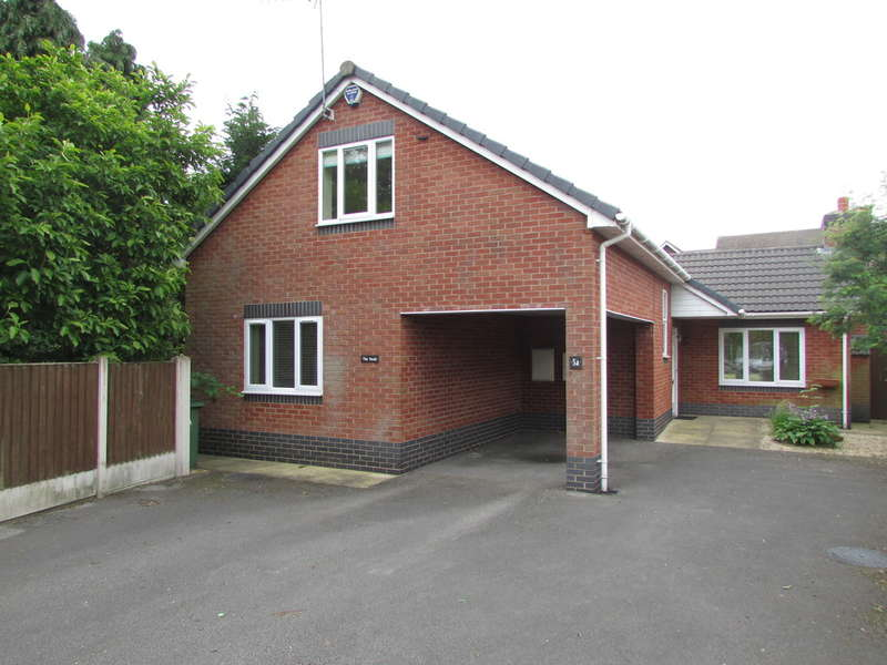 4 Bedrooms Detached House for sale in Beechfield, Moulton