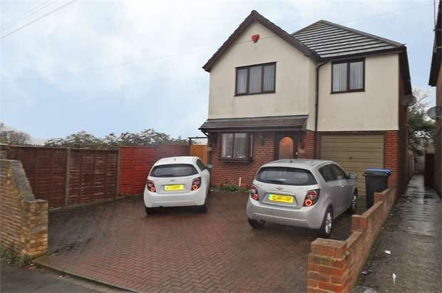 4 Bedrooms Detached House for sale in St Dunstans Road, Margate, Kent
