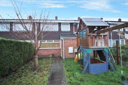 3 Bedrooms Terraced House for sale in Cedar Close, Patchway, Bristol