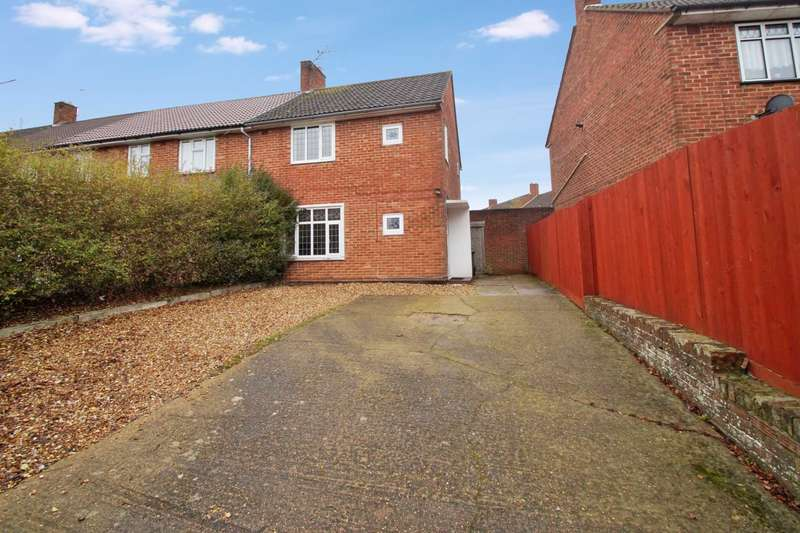 3 Bedrooms End Of Terrace House for sale in Bennetts End Road, Hemel Hempstead