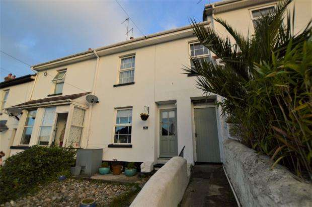2 Bedrooms Terraced House for sale in Rea Barn Road, Brixham, Devon