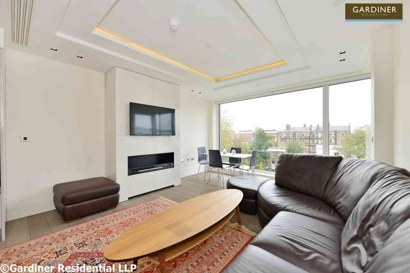 2 Bedrooms Apartment Flat for sale in Wolfe house, 375 Kensington High street,London