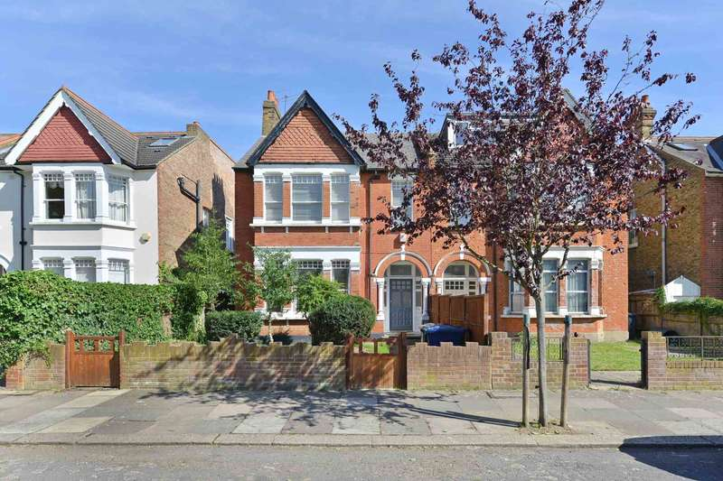 5 Bedrooms Semi Detached House for sale in Colebrook Ave, Ealing