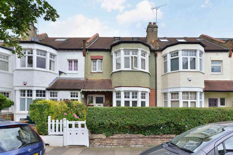4 Bedrooms House for sale in Meadvale Road, London