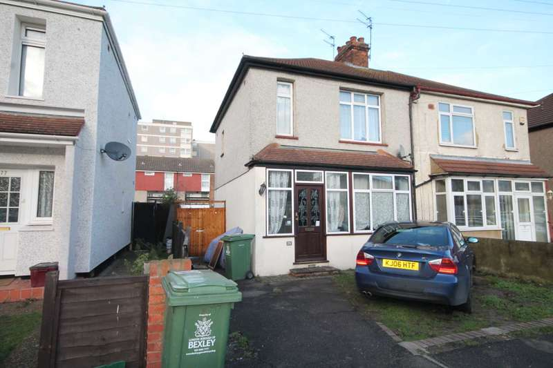 3 Bedrooms Semi Detached House for sale in Lincoln Road, Slade Green