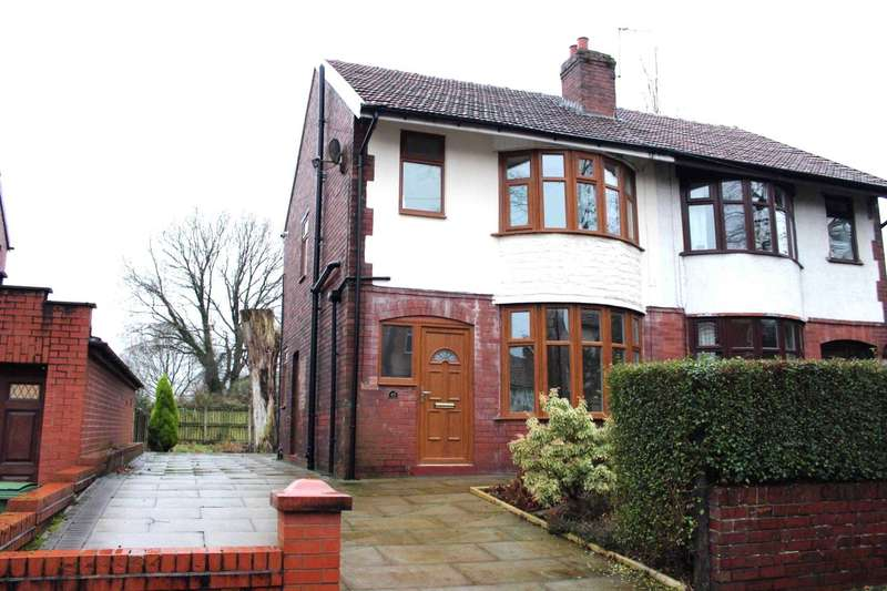3 Bedrooms Semi Detached House for sale in Danesbury Road, Bradshaw