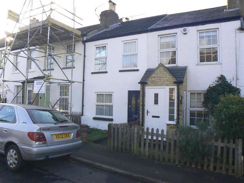 2 Bedrooms Property for sale in Worlds End Lane, Green Street Green