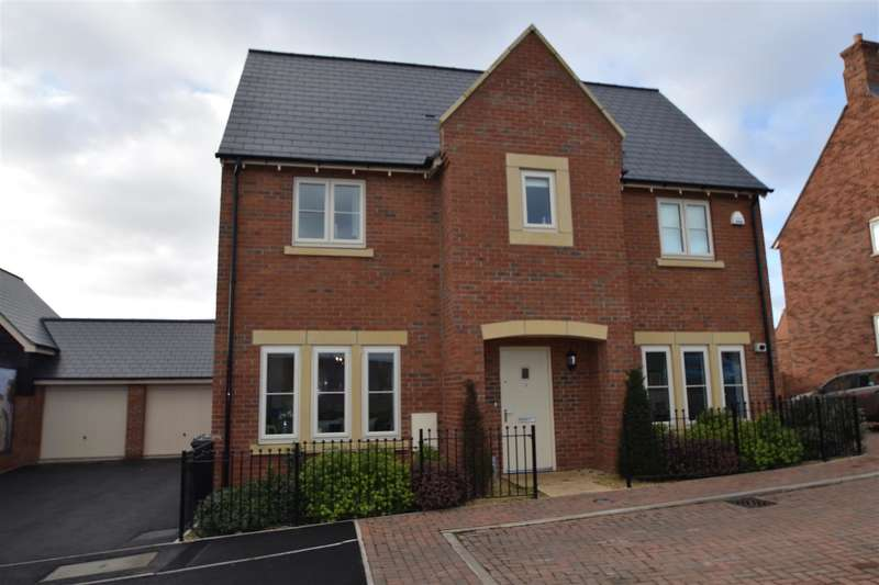 4 Bedrooms Property for sale in Spetchley Road, Worcester