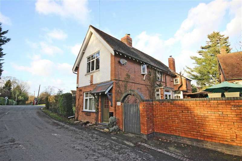 2 Bedrooms Property for sale in Pinley Green, Nr Claverdon, Warwick, CV35