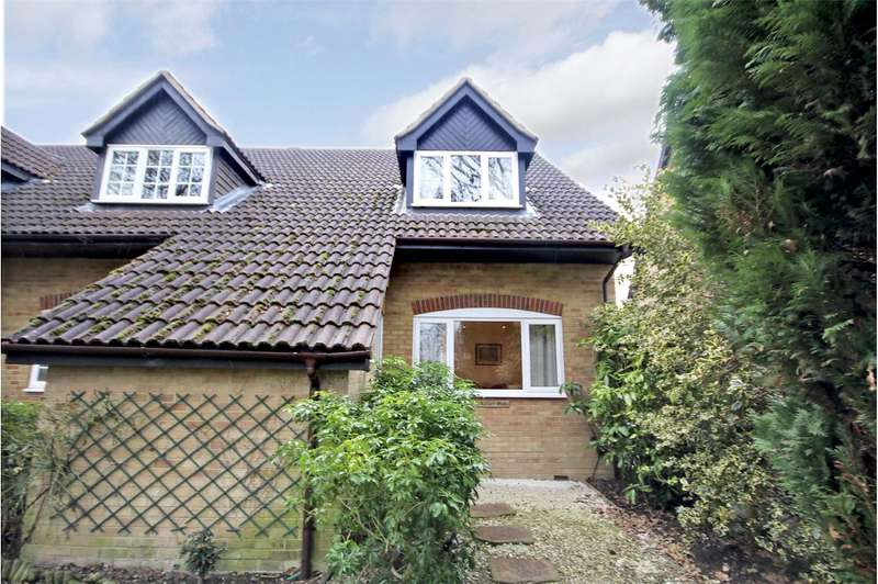 3 Bedrooms End Of Terrace House for sale in Ranger Walk, Addlestone, Surrey, KT15