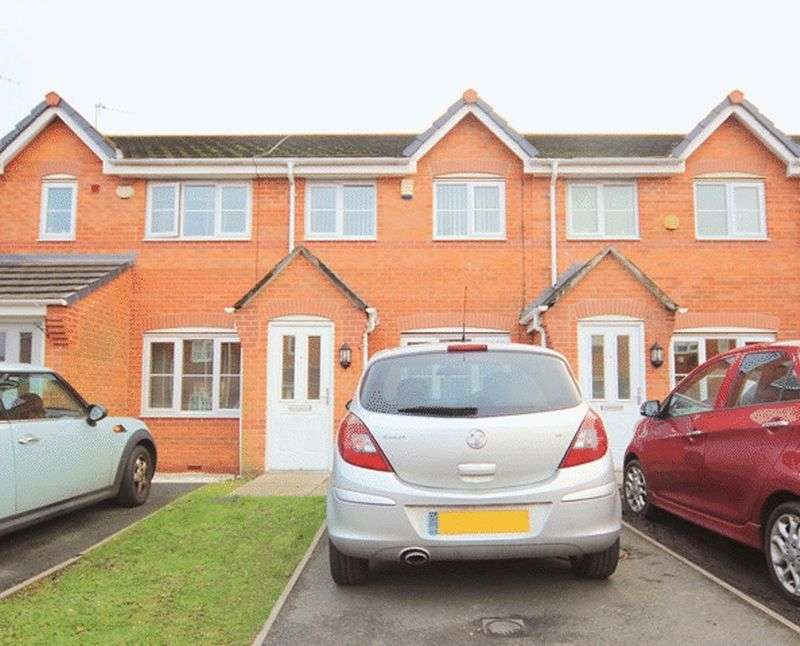 2 Bedrooms Terraced House for sale in Bowmore Way, Wavertree, Liverpool, L7