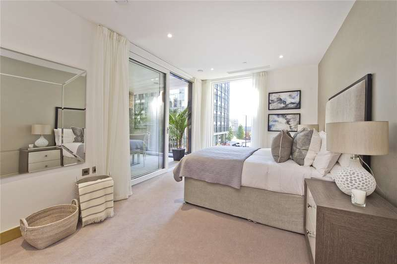3 Bedrooms Flat for sale in Paddington Exchange, North Wharf Road, London, W2