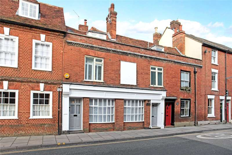 5 Bedrooms Terraced House for sale in Bedwin Street, Salisbury, Wiltshire, SP1
