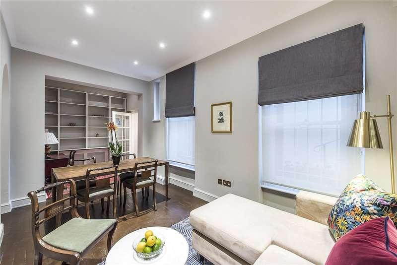1 Bedroom Flat for sale in Embankment Gardens, London, SW3