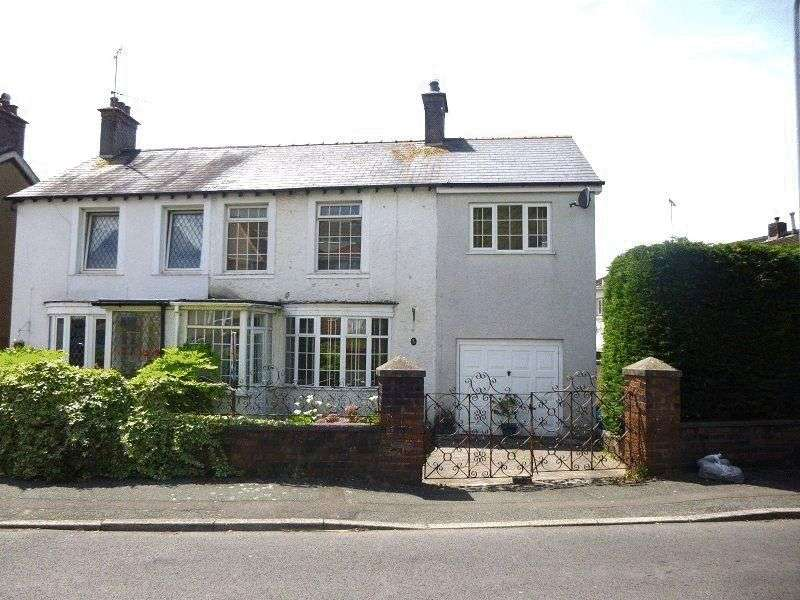 3 Bedrooms Semi Detached House for sale in Church Road, SA12 8SS