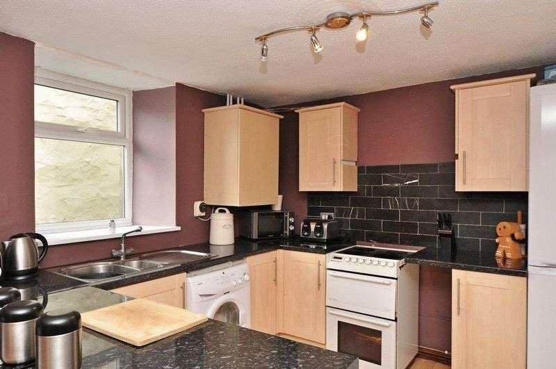 2 Bedrooms Terraced House for sale in Grungan Terrace, LL54 7TD