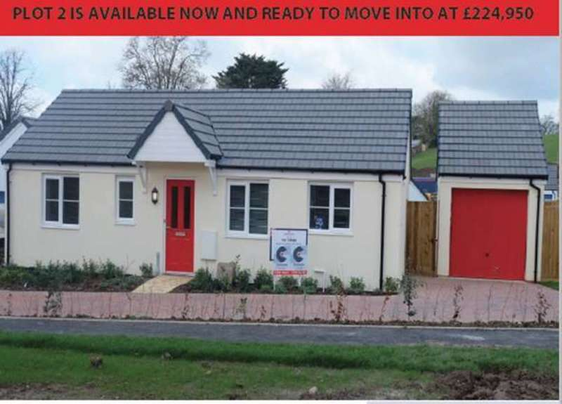 2 Bedrooms Detached Bungalow for sale in The Turner, Goodleigh Rise