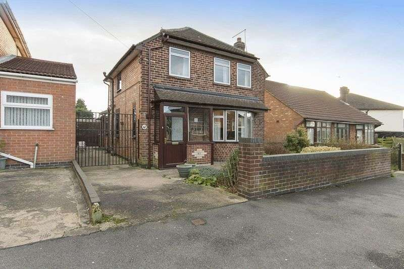 3 Bedrooms Detached House for sale in HUMBLETON DRIVE, MACKWORTH