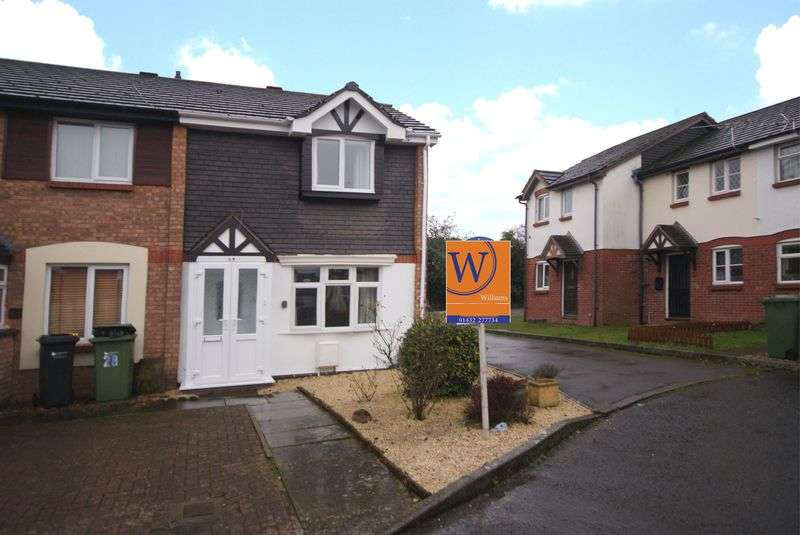 3 Bedrooms House for sale in Flaxley Drive, Hereford