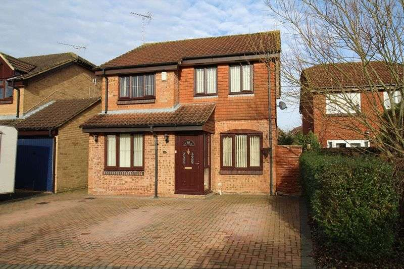 3 Bedrooms Detached House for sale in Maldwyn Close, Swindon