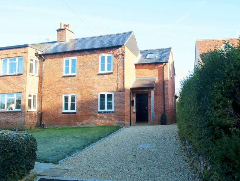 3 Bedrooms Semi Detached House for sale in Tiddington, Oxfordshire