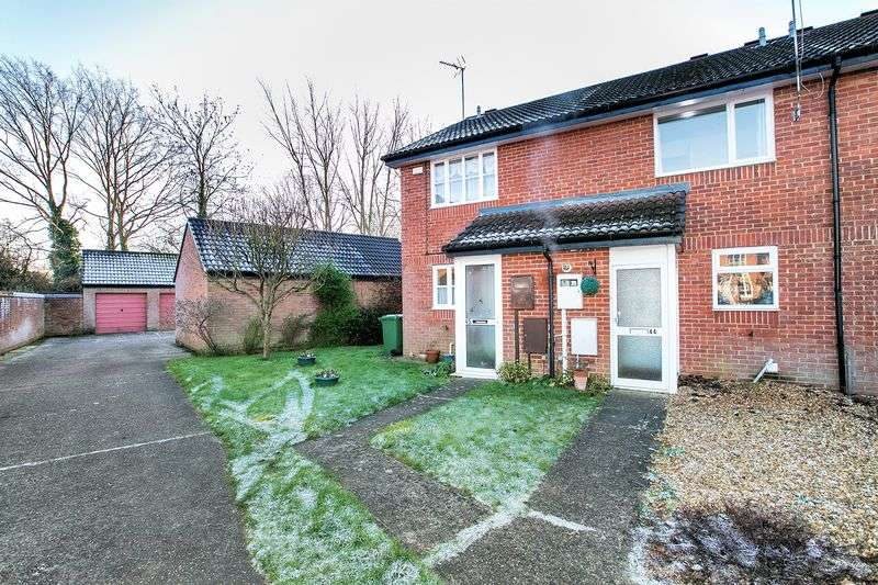 2 Bedrooms Terraced House for sale in Dulwich Close, Newport Pagnell
