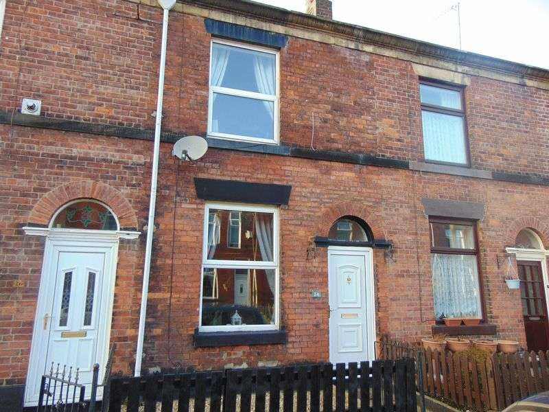 2 Bedrooms Terraced House for sale in Hayward Street, Elton, Bury