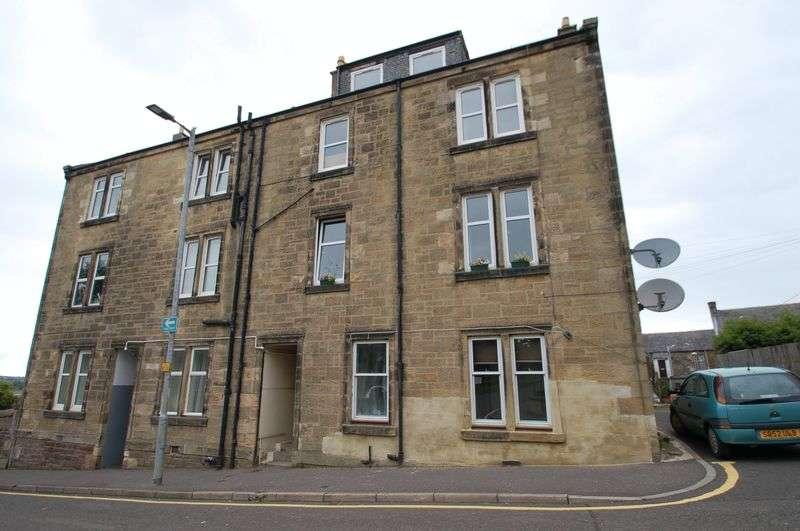 2 Bedrooms Flat for sale in South Vennel, Lanark