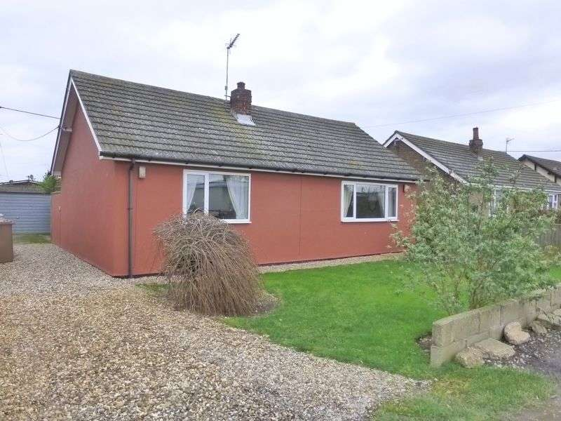2 Bedrooms Detached Bungalow for sale in Eccles on Sea