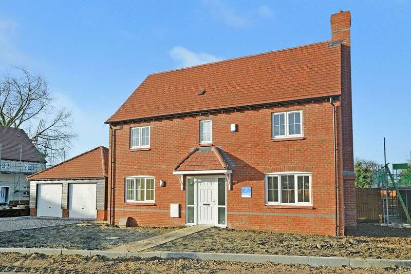 4 Bedrooms Detached House for sale in The Longford, Plot 7, The Portway , East Hendred