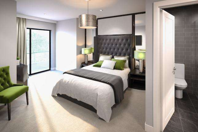 3 Bedrooms Property for sale in Gated Development, Manchester, M15 4AB